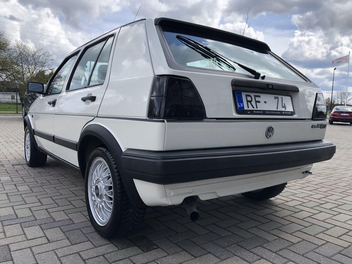 VW Golf II 1.6 GTD