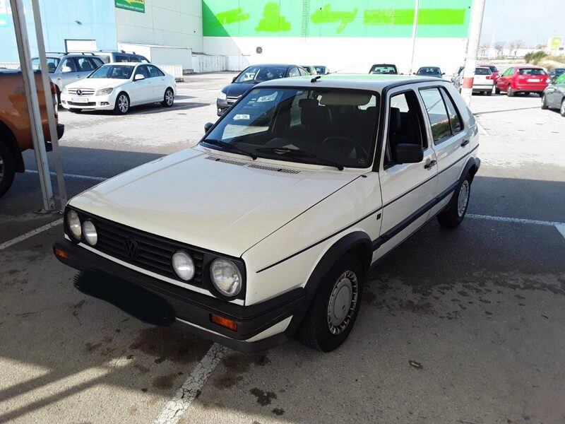 VW Golf II 1.6 GTD